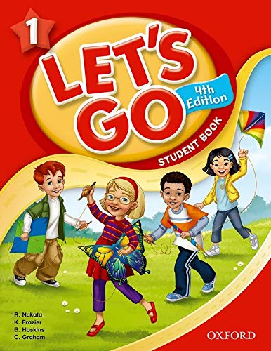 9780194641449: Let's Go 1 Student Book: Language Level: Beginning to High Intermediate. Interest Level: Grades K-6. Approx. Reading Level: K-4 (Dolphin Readers: Level 1)