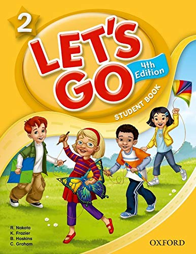 Let's Go 2 Student Book: Language Level: Nakata, Ritsuko; Frazier,