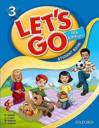 Let's Go: 3: Student Book (Let's Go (Oxford)): Nakata, Ritsuko; Frazier, Karen; Hoskins, ...