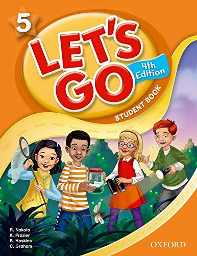 9780194641487: Let's Go 5 Student Book: Language Level: Beginning to High Intermediate. Interest Level: Grades K-6. Approx. Reading Level: K-4