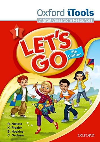 9780194641678: Let's Go 1 iTools Classroom Presentation DVD-ROM: Language Level: Beginning to High Intermediate. Interest Level: Grades K-6. Approx. Reading Level: K-4