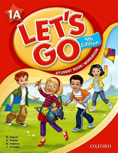 Let's Go: 1a: Student Book and Workbook: Nakata Et Al