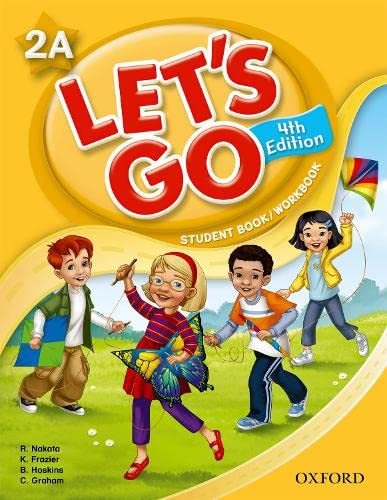 Let's Go: 2a: Student Book and Workbook: Nakata Et Al