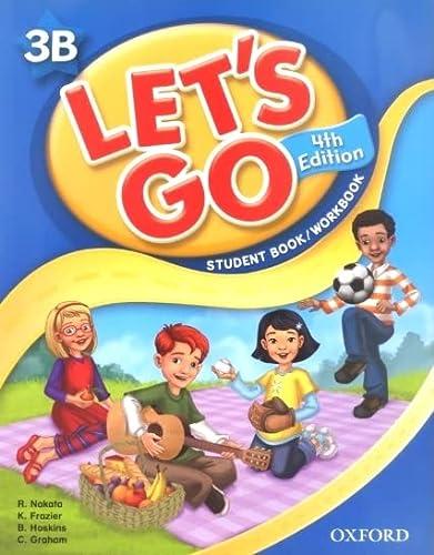 Let's Go: 3A: Student Book and Workbook: Ritsuko Nakata, Karen