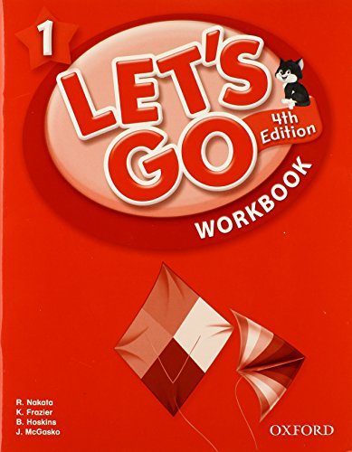 9780194643207: Let's Go 1 Workbook: Language Level: Beginning to High Intermediate. Interest Level: Grades K-6. Approx. Reading Level: K-4