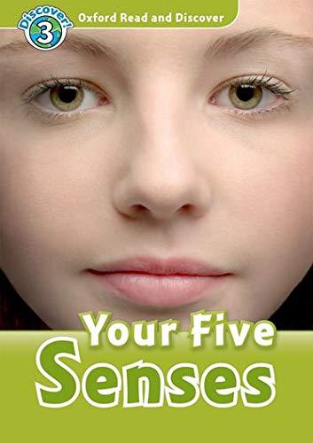 9780194644174: Oxford read and discover. Your five senses. Livello 3. Con CD Audio