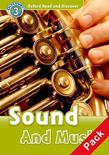 9780194644242: Oxford Read and Discover: Oxford Read & Discover. Level 3. Sound and Music: Audio CD Pack