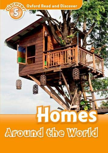 9780194644976: Oxford Read and Discover: Level 5: 900-Word Vocabulary Homes Around the World