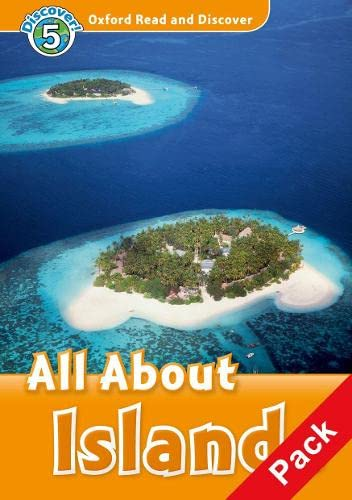 9780194645133: Oxford Read and Discover 5. All About Islands Activity Book