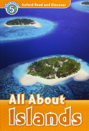 9780194645430: Oxford Read and Discover: Level 5: All About Islands Audio CD Pack