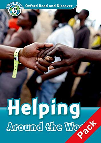 9780194646024: Oxford Read and Discover: Level 6: Helping Around the World Audio CD Pack