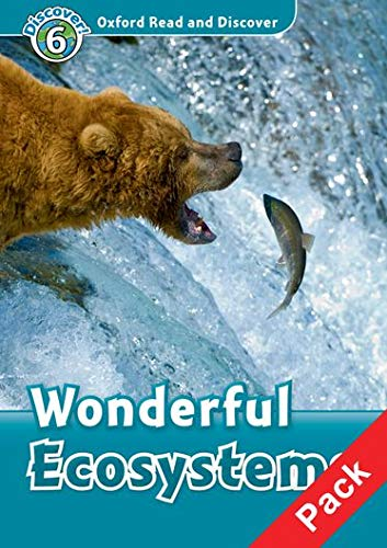 9780194646062: Oxford Read and Discover 6. Wonderful Ecosystems Audio CD Pack