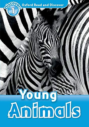 9780194646338: Oxford Read and Discover: Level 1: Young Animals