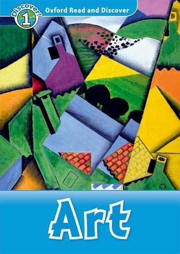 9780194646345: Oxford Read and Discover: Level 1: Art
