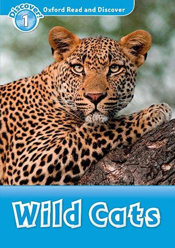 9780194646352: WILD CATS (Oxford Read and Discover)
