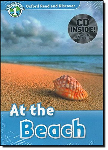 9780194646383: At the Beach Audio CD Pack (Oxford Read and Discover)