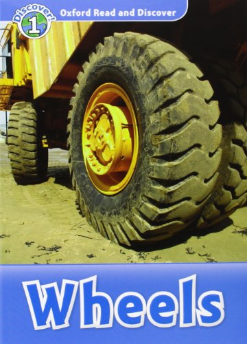 9780194646413: Oxford Read and Discover: Level 1: Wheels Audio CD Pack