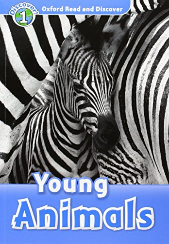 9780194646437: Oxford Read and Discover: Level 1: Young Animals Audio CD Pack