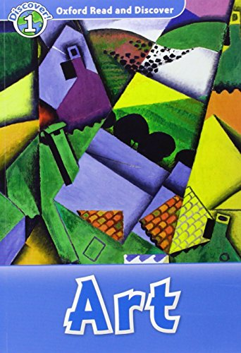 9780194646444: Oxford Read and Discover: Level 1: Art Audio CD Pack