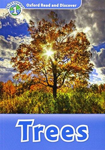 9780194646468: Oxford read and discover. Trees. Livello 1. Con CD Audio