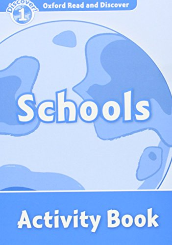 Oxford Read and Discover: Oxford Read & Discover. Level 1. Schools: Activity Book: Northcott, ...