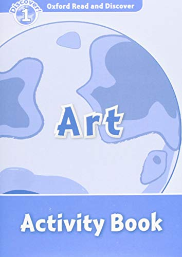 9780194646550: Oxford Read and Discover: Level 1: Art Activity Book
