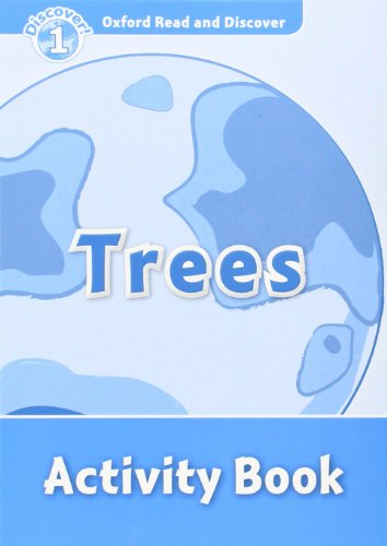 9780194646574: Oxford Read and Discover: Level 1: Trees Activity Book
