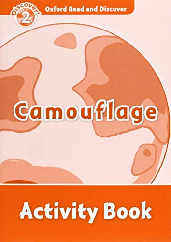 9780194646741: Oxford Read and Discover: Level 2: Camouflage Activity Book