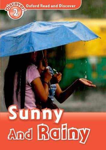 Oxford Read and Discover: Level 2: Sunny: Louise A Spilsbury