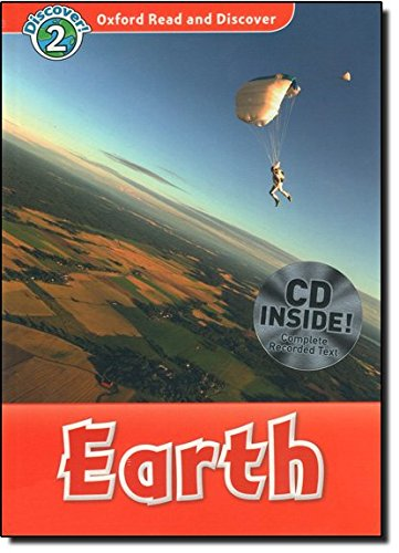 9780194646895: Earth Audio CD Pack