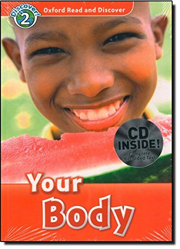 9780194646918: Oxford Read and Discover 2. Your Body Audio Pack