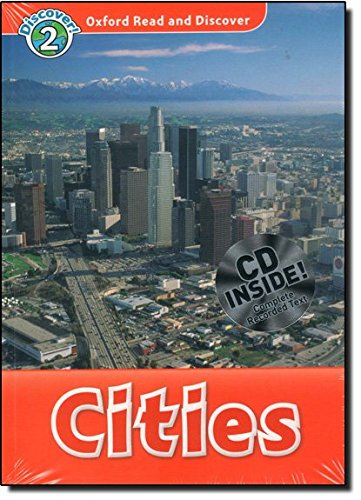 9780194646925: Cities Audio CD Pack (Oxford Read and Discover)