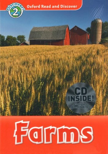 9780194646932: Oxford Read and Discover: Oxford Read & Discover. Level 2. Farms: Audio Pack