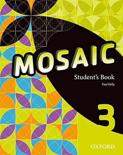 9780194652063: (15).MOSAIC 3ºESO.(STUDENTS BOOK) REVISED