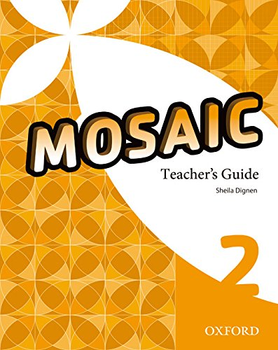 9780194652117: Mosaic 2 Teacher's Book + Teacher's Resource CD Rom Pack