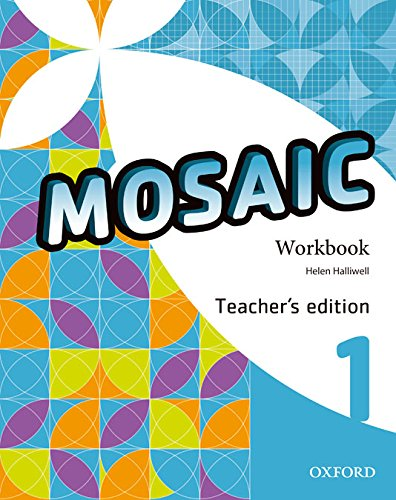 9780194652148: Mosaic 1 Workbook Teacher'S Edition