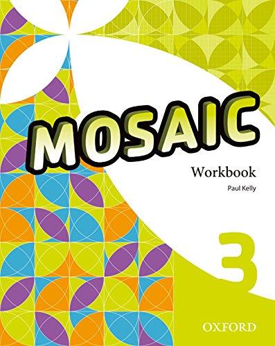 9780194652179: Mosaic 3. Workbook - 9780194652179