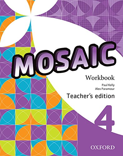 9780194652186: Mosaic 4. Workbook Teacher's Edition