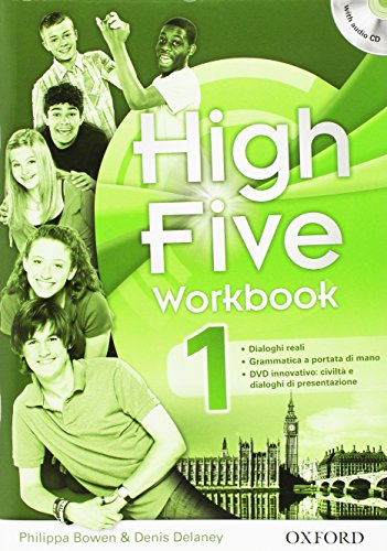 9780194663434: High five 1: WB & CD