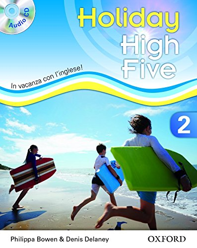 9780194663540: High Five On Holiday. Vol. II. Student's Book. CD