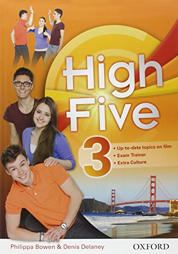9780194663656: High five. Student's book-Workbook. Exam trainer. Per la Scuola media. Con CD Audio. Con espansione online: 3