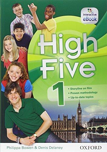 9780194663694: High five. Ediz. premium. Con e-book. Con espansione online. Per la Scuola media: 1