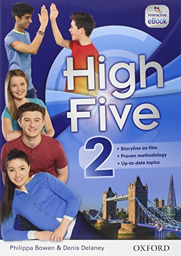 9780194663779: High five. Ediz. premium. Per la Scuola media. Con e-book. Con espansione online: 2