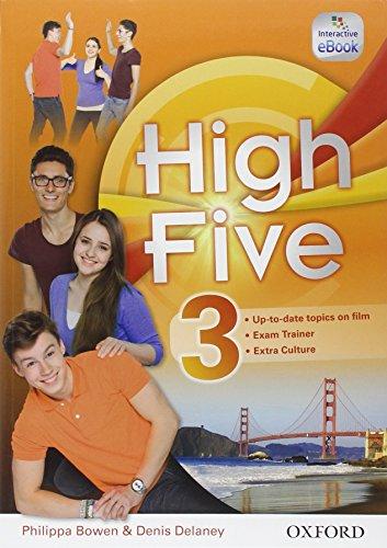 9780194663861: High five. Ediz. premium. Con e-book. Con espansione online. Per la Scuola media: 3