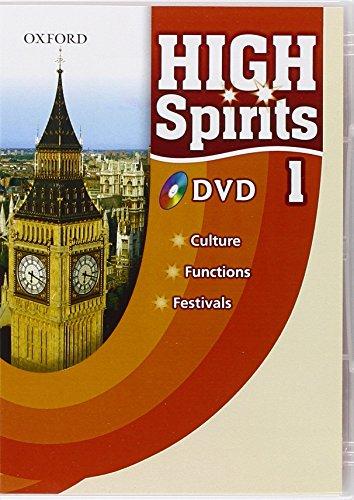 9780194664356: High spirits 1-dvd