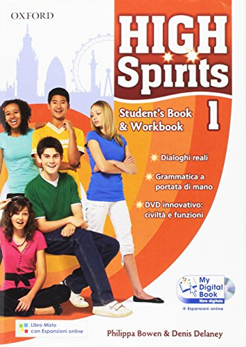 9780194664721: High Spirits 1 + Starter Book + Digital Book + Extra Book