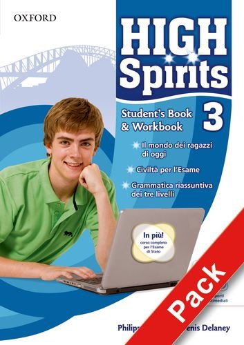 9780194664899: High spirits. Student's book-Workbook-My digital book-Extra book. Con espansione online. Per la Scuola media: 3