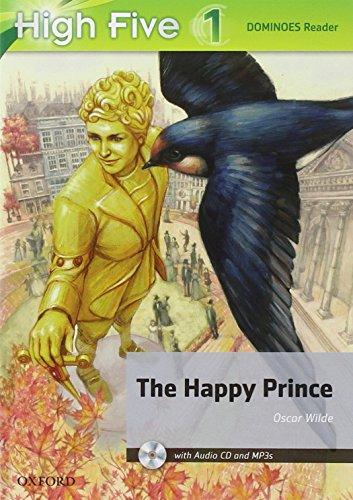 9780194665513: High five reader. Con espansione online. Per la Scuola media. Con CD-ROM: HIGH FIVE READER 1: THE HAPPY PRINCE+MROM