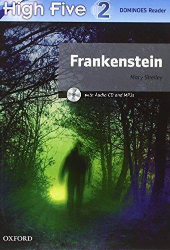 9780194665520: High five reader. Con espansione online. Per la Scuola media. Con CD-ROM: HIGH FIVE READER 2: FRANKENSTEIN+MROM
