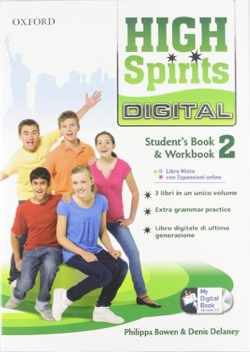 9780194665803: oxford-nuova italia oxford-nuova italia high spirits digital 2
